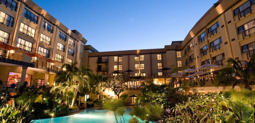Rwanda - Kigali - 36569 - Kigali Serena Hotel pool