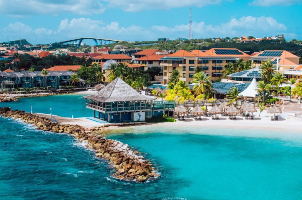 Curacao - Willemstad - Avila Beach Hotel