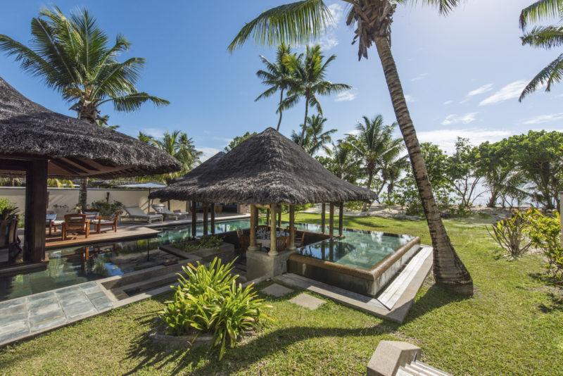 Seychelles - Praslin Island - 1554 - Constance Lemuria Resort pool