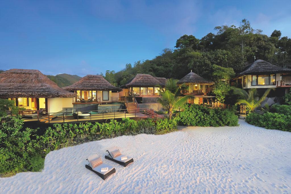 Seychelles - Praslin Island - 1554 - Constance Lemuria Resort beach