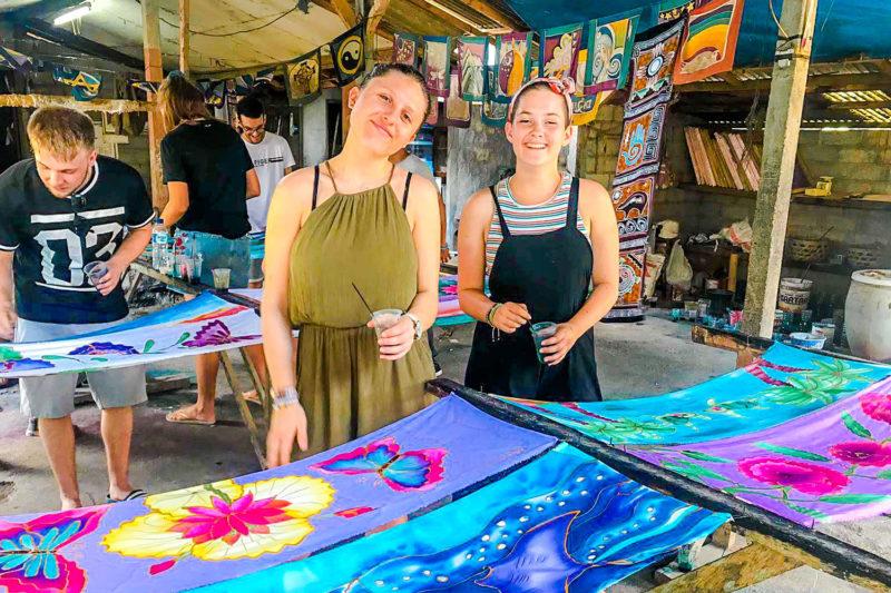 Balinese Artwork Project