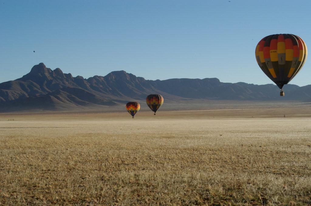 AndBeyond - Sossusvlei Lodge - Hot Air Ballon