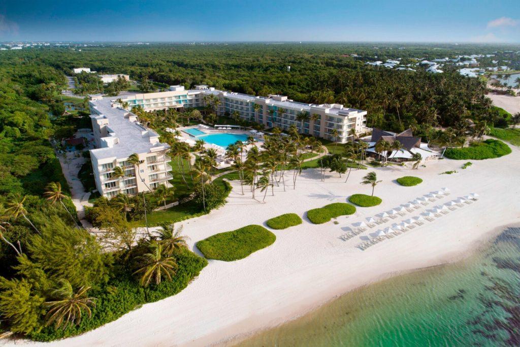 Dominican Republic - Puntacana - 1566 - The Westin Puntacana Resort & Club aerial