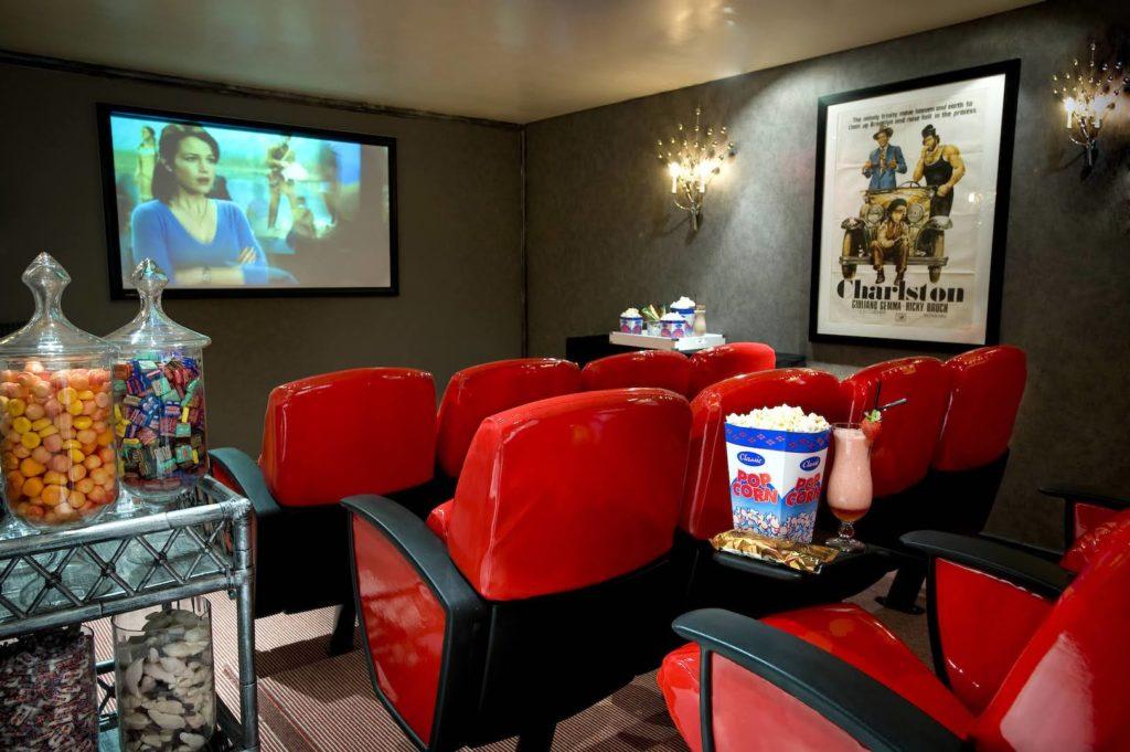 Twelve Apostles Hotel & Spa - Cinema Room