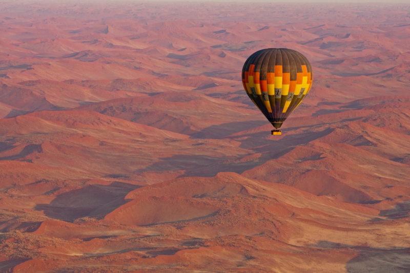 Namibia - Hot Air Ballon