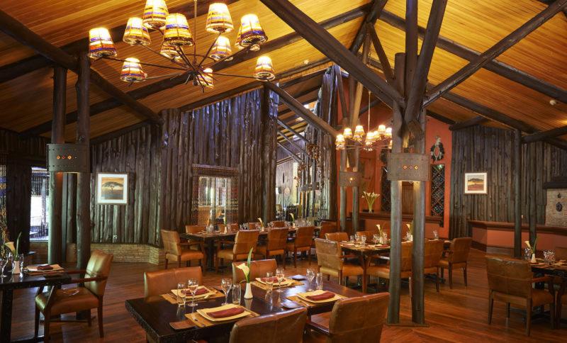 Fairmont Mara Safari Club - Lounge