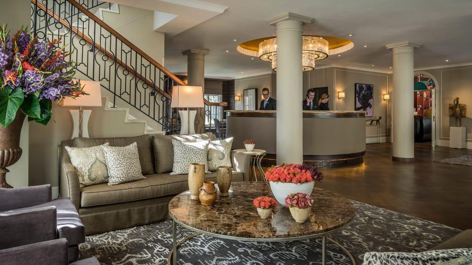 Four Seasons Hotel The Westcliff - Reception