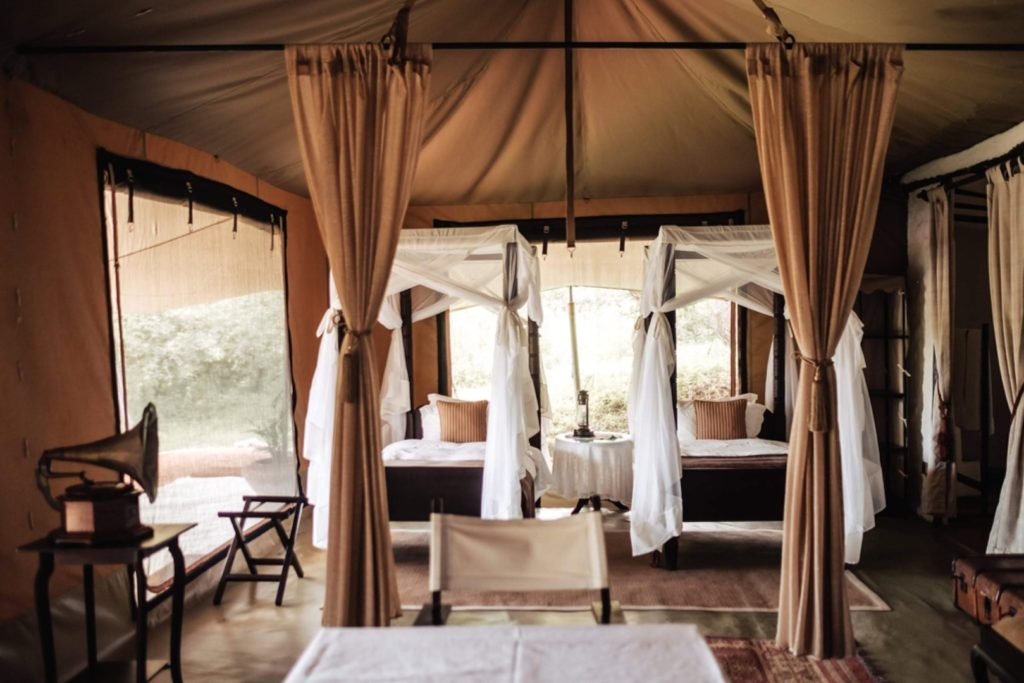 Cottar's 1920s Safari Camp - Bedroom