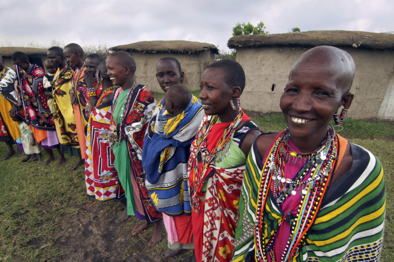 Fairmont Mara Safari Club - People