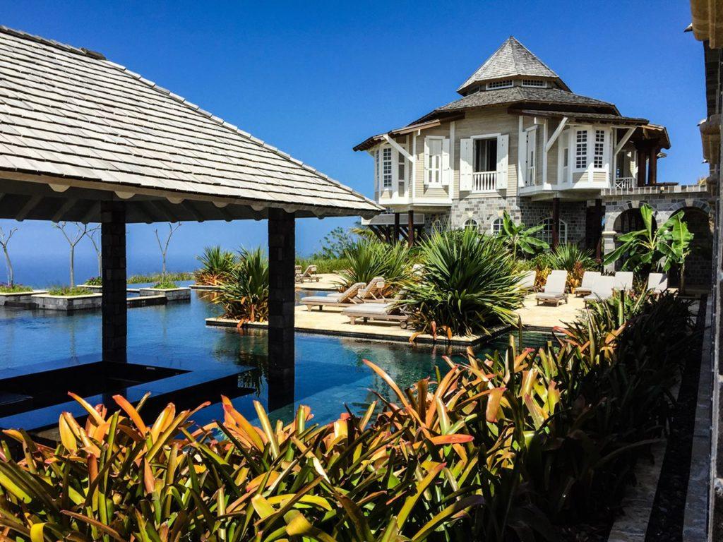 Caribbean - St Kitts, St Pauls - Belle Mont Farm