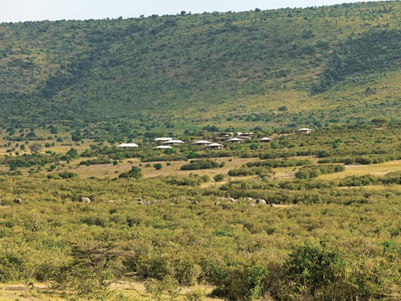 Mara Bushtops - View