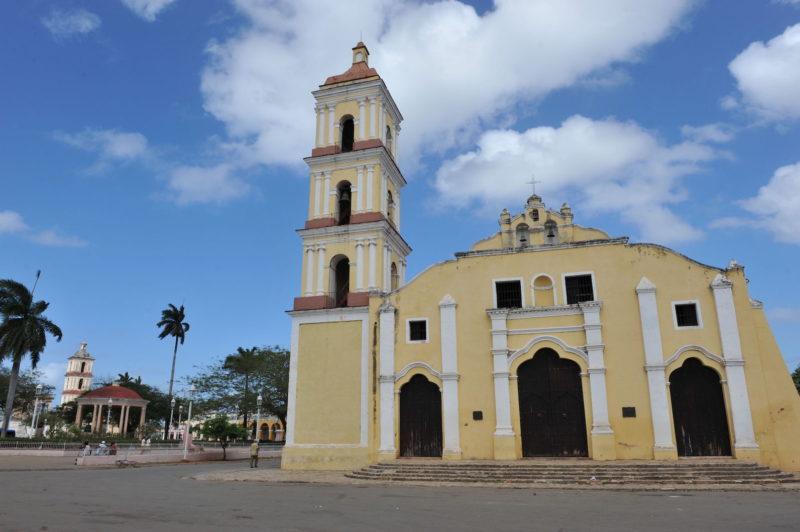 Camaguey - Church, Colonial, City, Tour, Buildings, Cuba,