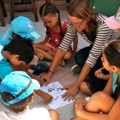Teaching Volunteer Experience in Peru, Cajamarca