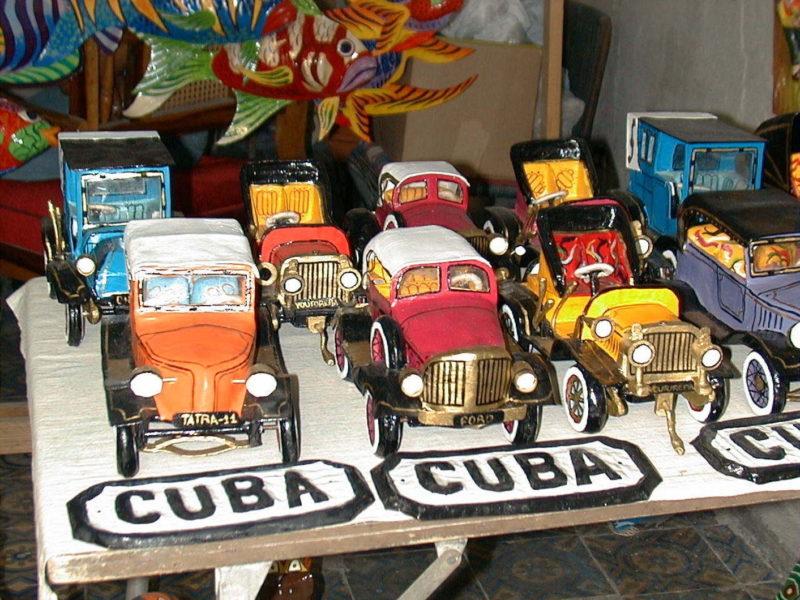 Havana - Souvenir, Vintage Car, Classic, Car, Excursion, City, T