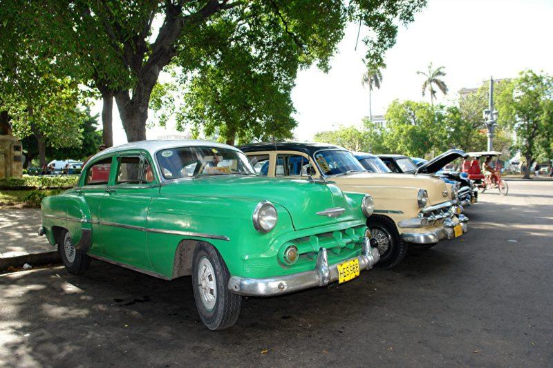 Havana - Vintage Car, Oldtimer, Transfer, Taxi, Occidental Regio