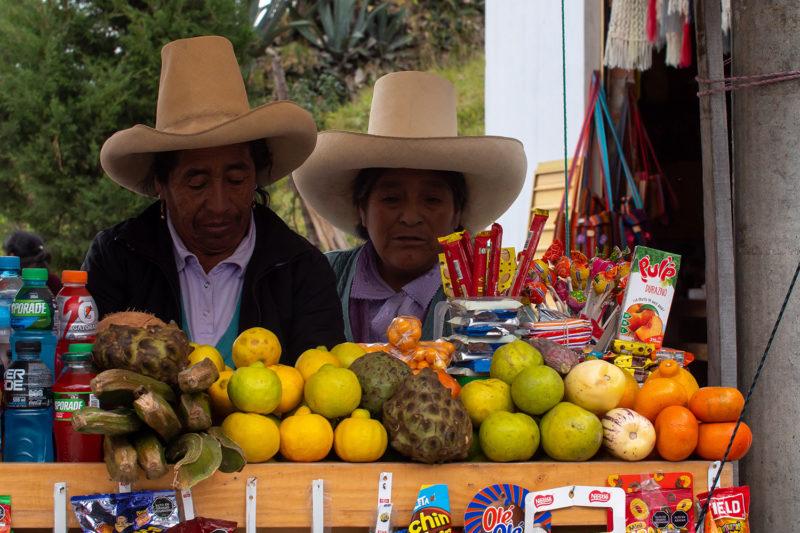 Local Peru Market