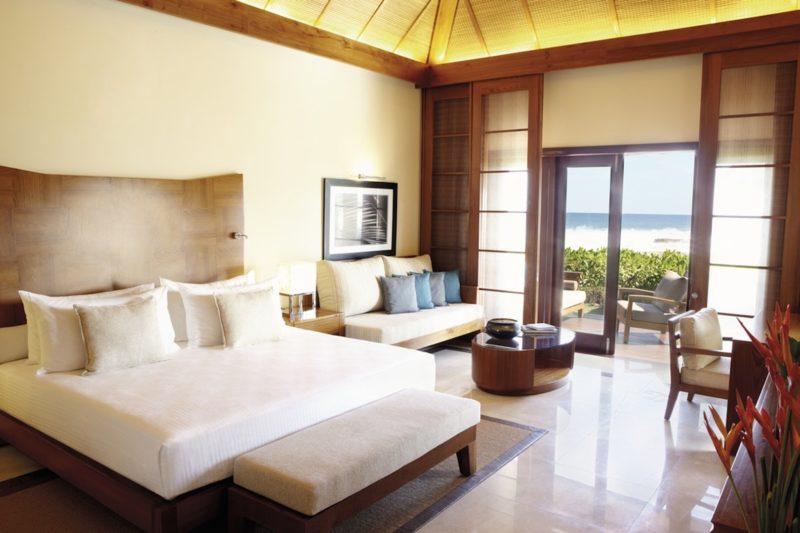 Shanti Maurice Resort & Spa - Bedroom