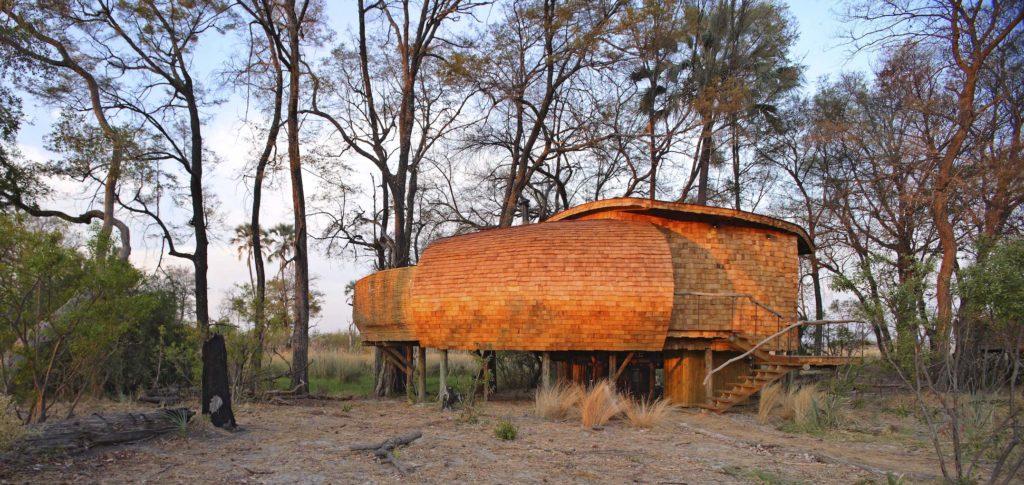 andBeyond Sandibe Okavango Safari Lodge - Room