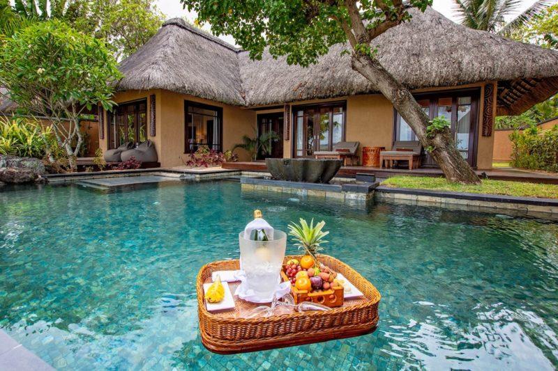 Shanti Maurice Resort & Spa - Pool