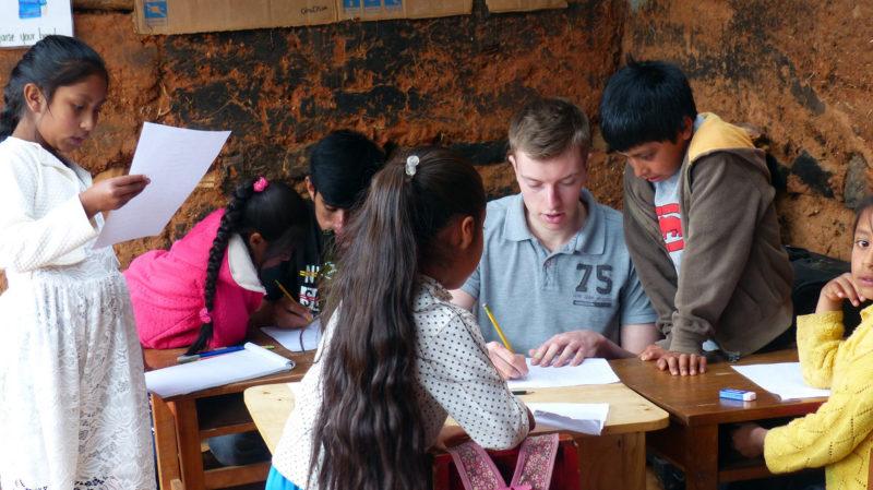 Teaching Volunteer Experience in Peru