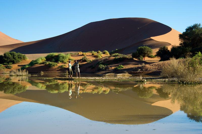 Namibia - Walking Trails