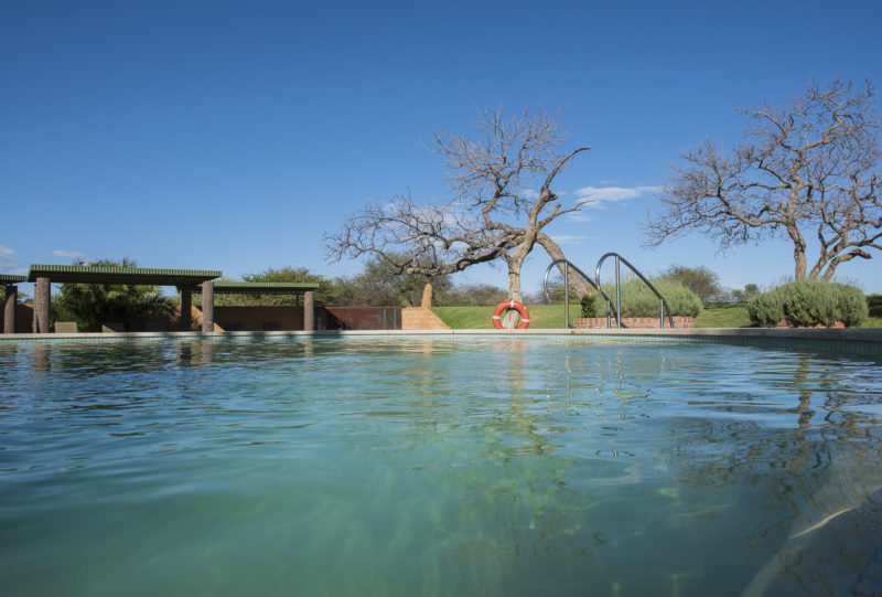 Okonjima Plains Camp - Pool