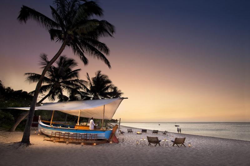 andBeyond Benguerra Island - Bar
