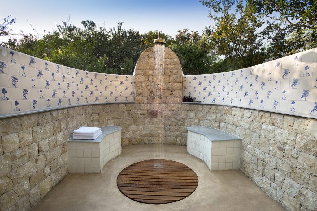 andBeyond Benguerra Island - Shower