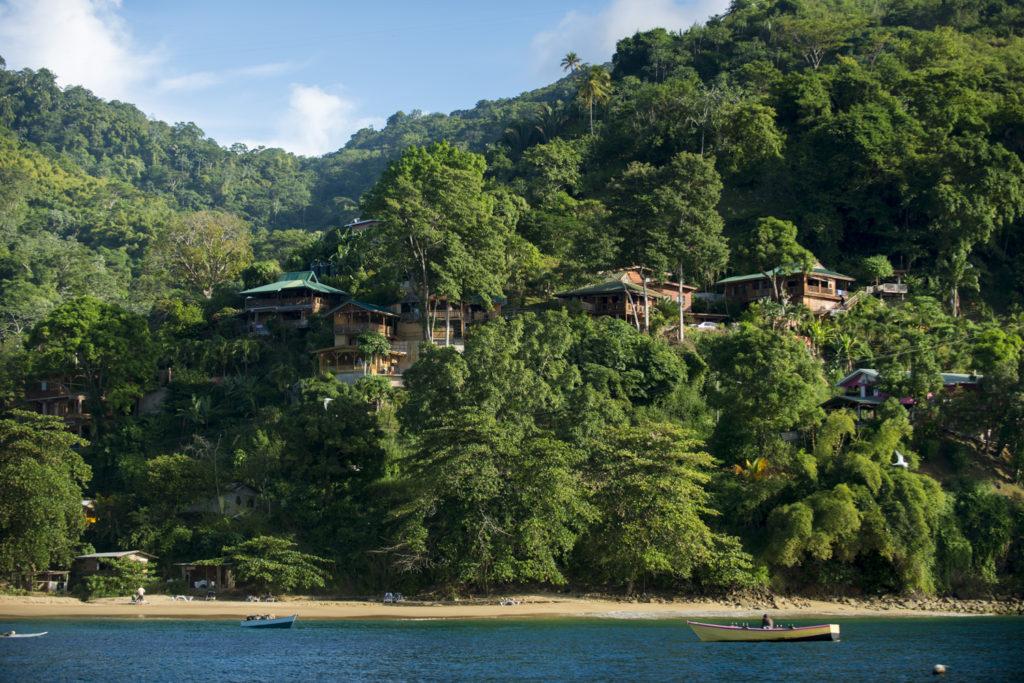 Caribbean - Tobago, Castara - Castara Retreats