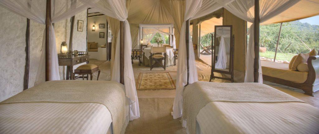 Cottar's 1920s Safari Camp - Family Tent