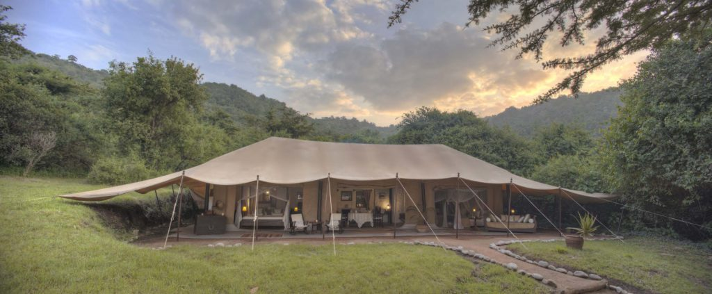 Cottar's 1920s Safari Camp - Honeymoon Tent