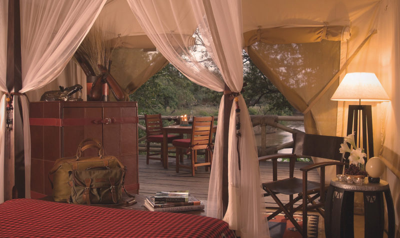 Fairmont Mara Safari Club - Duma Suite interior