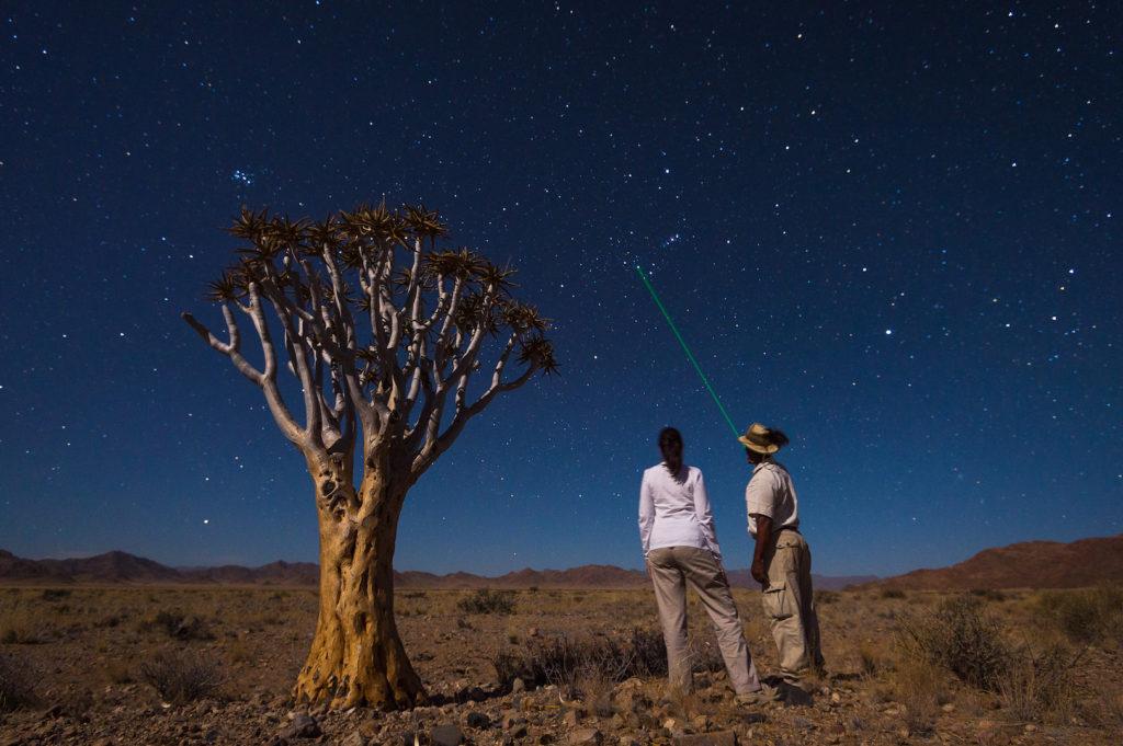 Namibia - Star Gazing