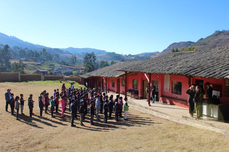 Peru School Project