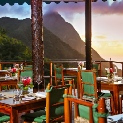 Luxury Getaway in Saint Lucia