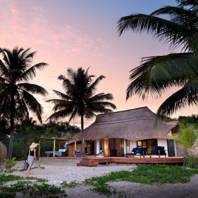Old World Safari Camp and Pristine Island Retreat