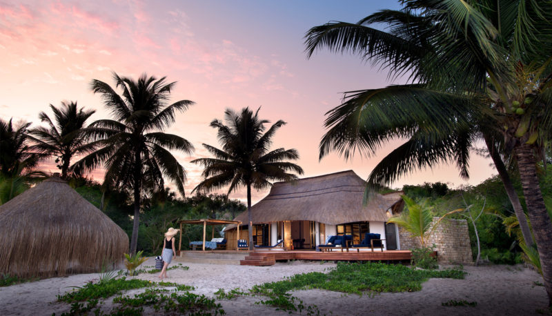 andBeyond Benguerra Island - Exterior View