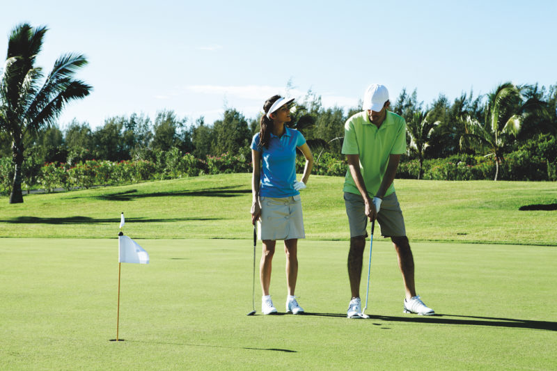 Mauritius - South Coast - 3996 - Shanti Maurice Resort & Spa golf