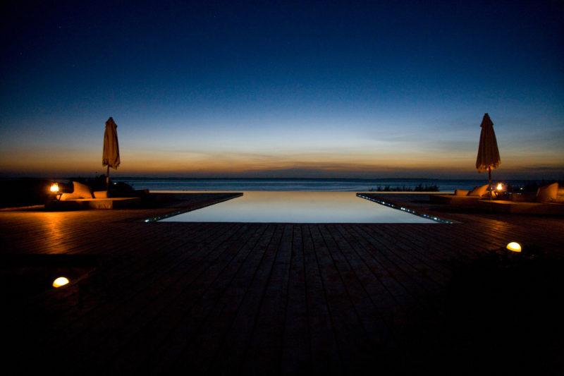 Elewana Kilindi Zanzibar - Pool At Night