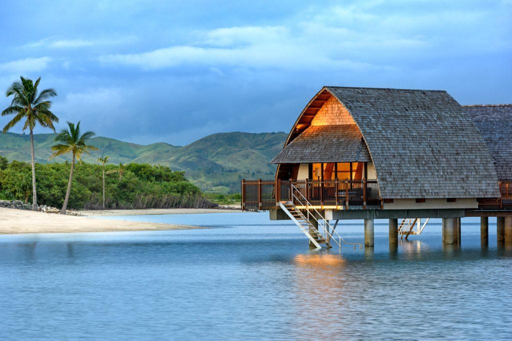 Pacific Ocean - Fiji - 26521 - Fiji Marriot resort Momi Bay