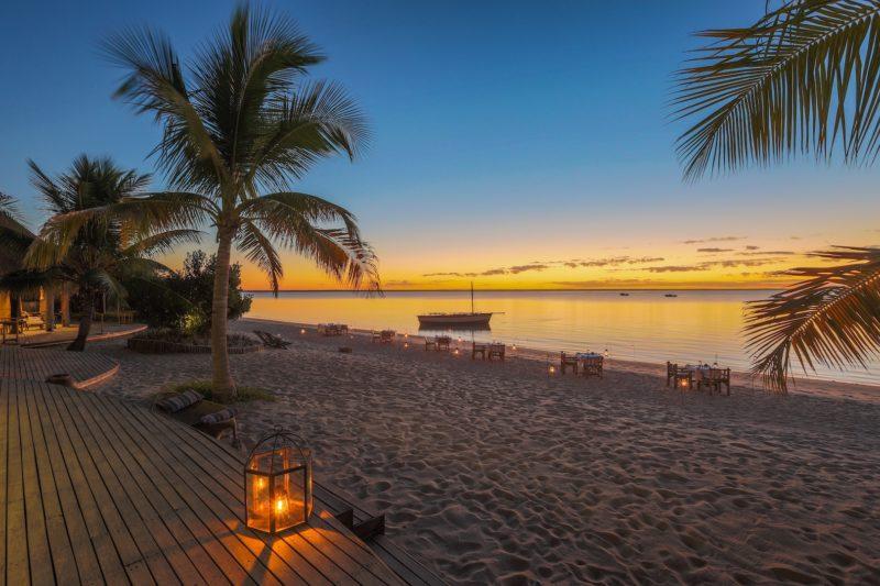 Azura Benguerra Island - Beach