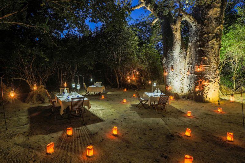 Azura Quilalea Private Island - Dinner