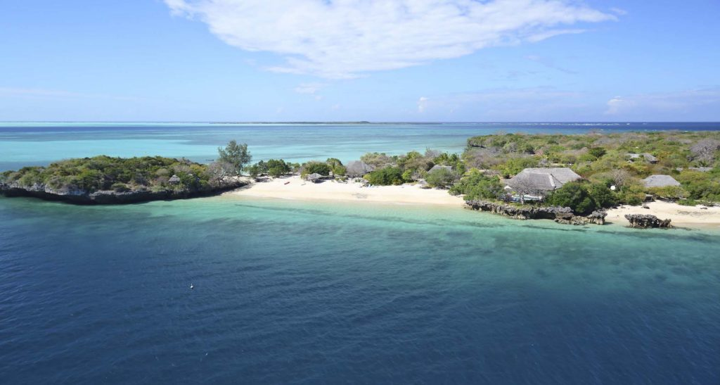 Azura Quilalea Private Island - Side View