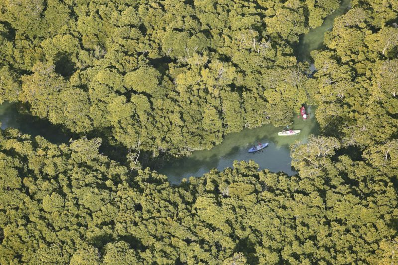 Azura Quilalea Private Island - Kayaking
