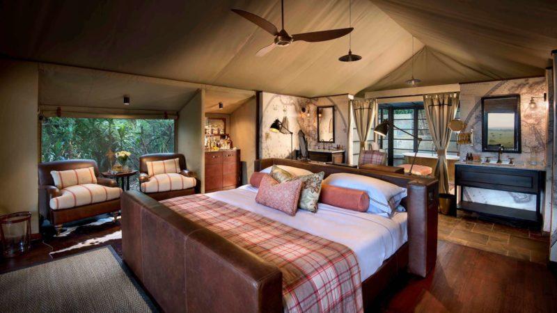 andBeyond Bateleur Camp - North Room