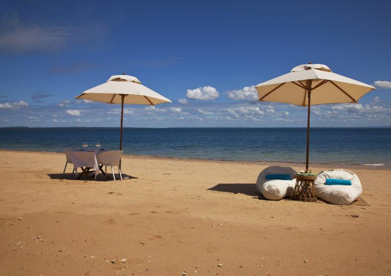 Azura Quilalea Private Island - Beach Picnic For Two