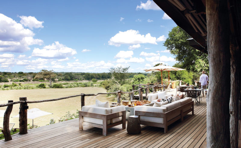Malamala Camp - Sable Terrace