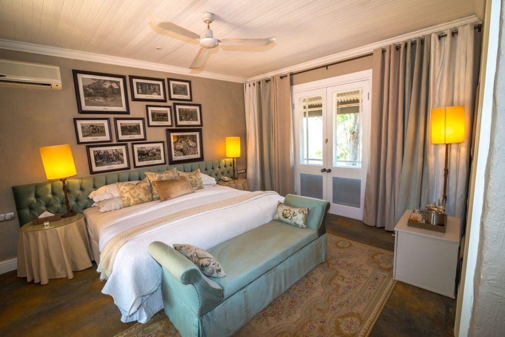 andBeyond Kirkman's Kamp - Bedroom