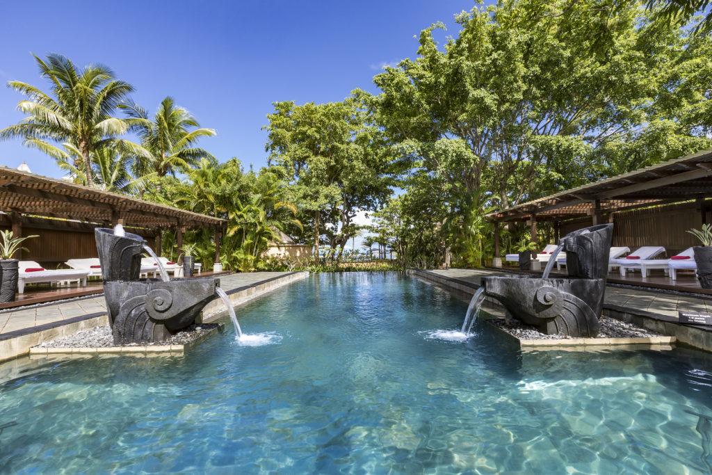 Mauritius - South Coast - 3996 - Shanti Maurice Resort & Spa pool