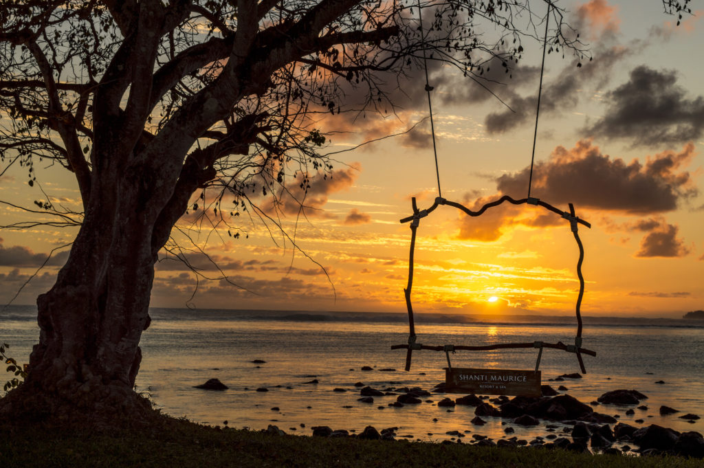Mauritius - South Coast - 3996 - Shanti Maurice Resort & Spa swing